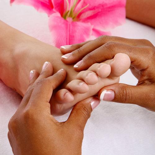 Fuss-Massage - SECRET COSMETICS